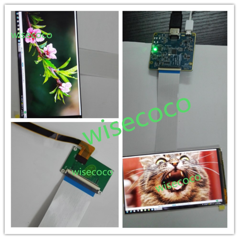 5 9 1080P LS059T1SX01 1080 1920 LCD Screen Display With HDMI MIPI Driver Board With MIPI