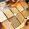 2017 coreia do hot 10 cor dos olhos sombra palette shimmer diamond sombra fumado maquiagem jogo de escova escova cosmética frete grátis s411