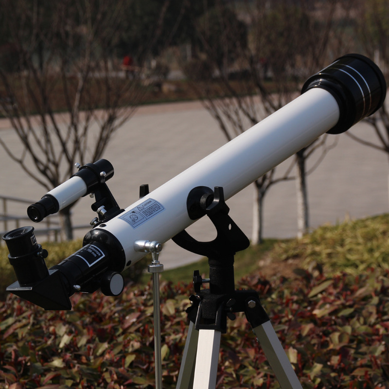 Refractor 60700(700 / 60 mm) Space Astronomical Telescope Spotting scopes new 700mmf/11.6600mmf/11.6  60mm2.4inch brand new f90060m 900 60mm monocular refractor space astronomical telescope spotting scope 45x 675x