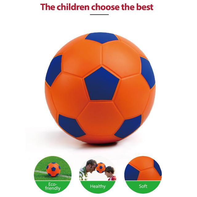 Partido de Fútbol Balón de Fútbol Balón de fútbol Los Niños 8 Pulgadas 20 cm 300g Juego de Fútbol Balones de Fútbol Meta pelotas de futbol de Entrenamiento bolas
