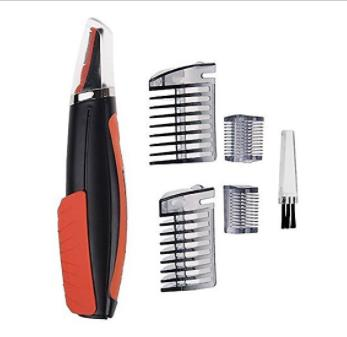 Men Original Micro Trimer Hair Cutter Clipper For Men Ear Sideburns Eyebrow with 4 Combs Cleaner Machine Styling Kit drop ship