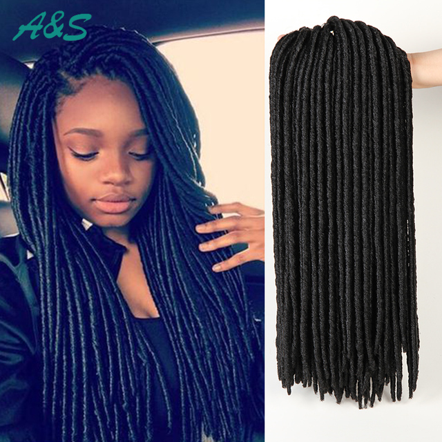 Senegalese Twist Hair For Teenagers Crochet Braids Ombre