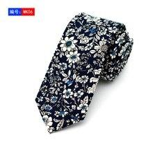 Mens Tie Striped Paisley Floral British Narrow Ties Microfiber Polyester Slim Necktie 6cm Wedding Cravat