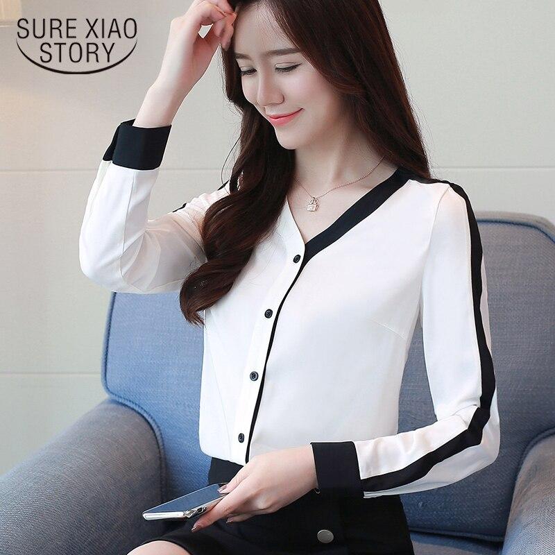 00d1e53c1e 2018 nueva marca de moda Camisa Masculina Camisa de manga larga hombres  camiseta coreano Slim diseño