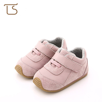 T S Kids Baby Shoes Autumn Winter Boys Girls Cotton Soft Soles Sports Toddle Shoes First