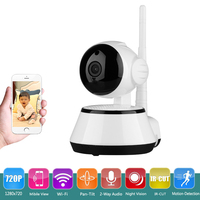 Howell Wireless Wifi IP Monitoring Security 1 0MP HD 720P Camera With Pan Tilt Zoom Surveillance