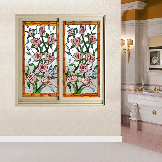Custom Made Wood Windows Stained Glass Interior Doors. Kitchen Door Balcony  Partition Doors Sliding