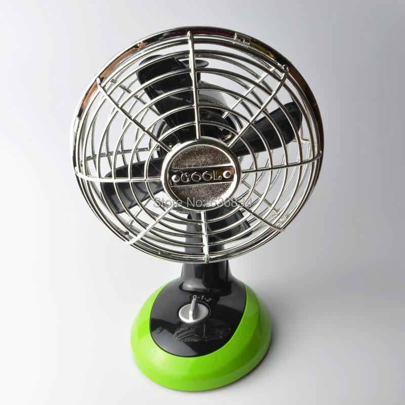 buy usb mini desk fan small oscillating fan adjustable aa battery or usb power. Black Bedroom Furniture Sets. Home Design Ideas