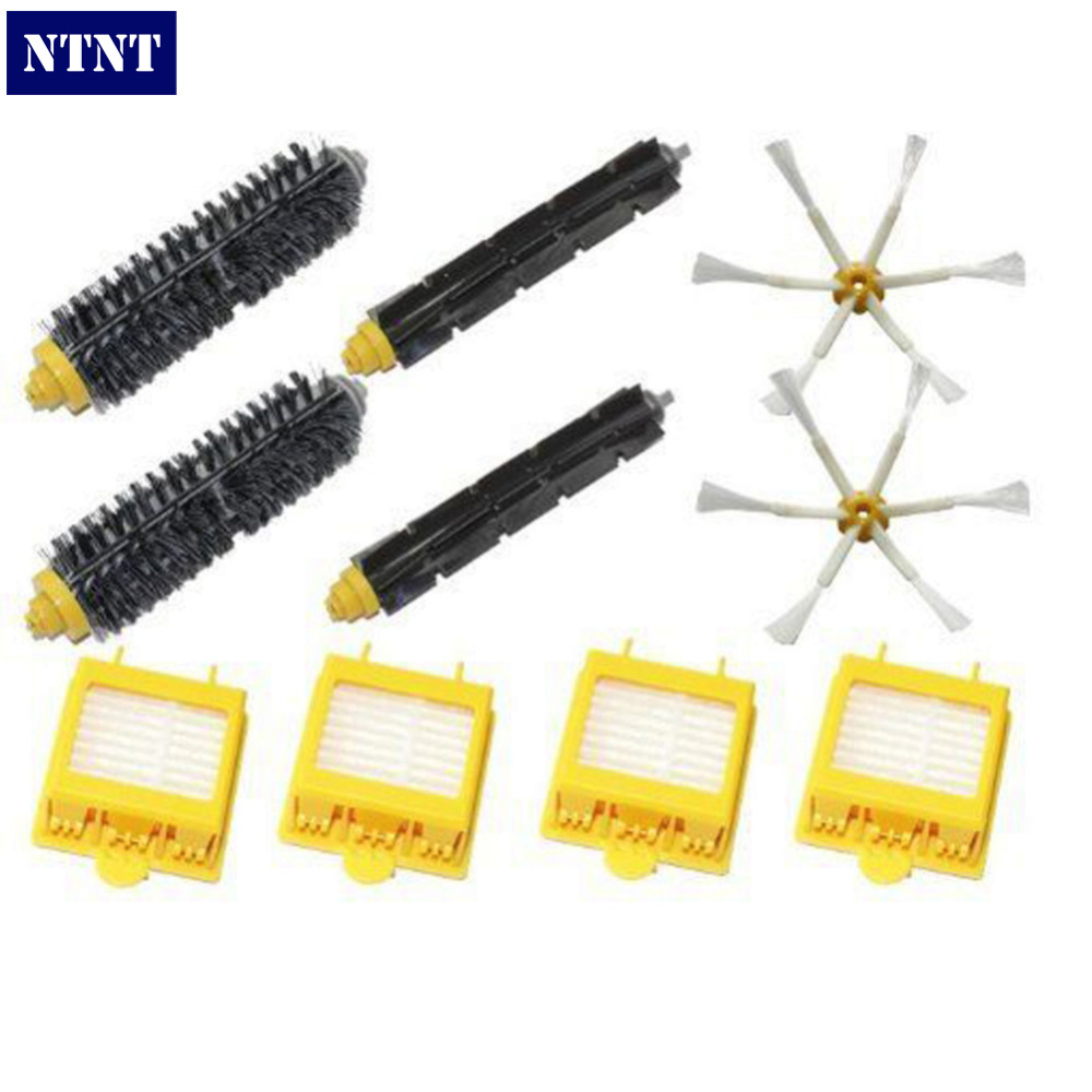 NTNT Free Post new Filters&Brush Pack Big Kit for iRobot Roomba 700 Series 6 Armed 760 770 780