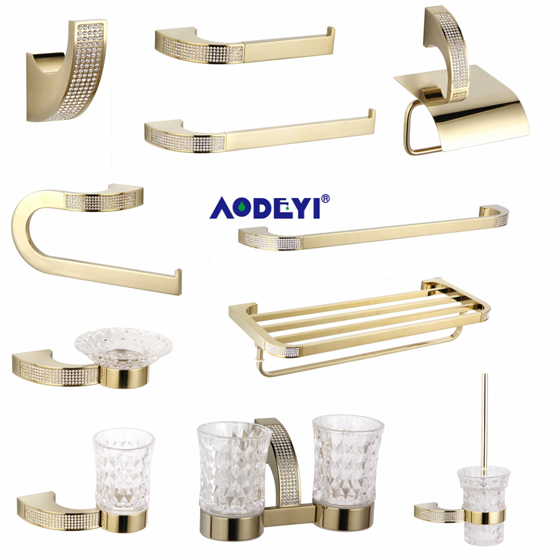 Crystal Bathroom Hardware: Aliexpress.com : Buy Czech Crystal Bathroom Hardware Set