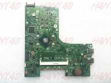 041D5Y CN-041D5Y For Dell Inspiron 3552 3452 Laptop Motherboard SR29H N3050 Processor am 889 брошь веточка сирени латунь янтарь