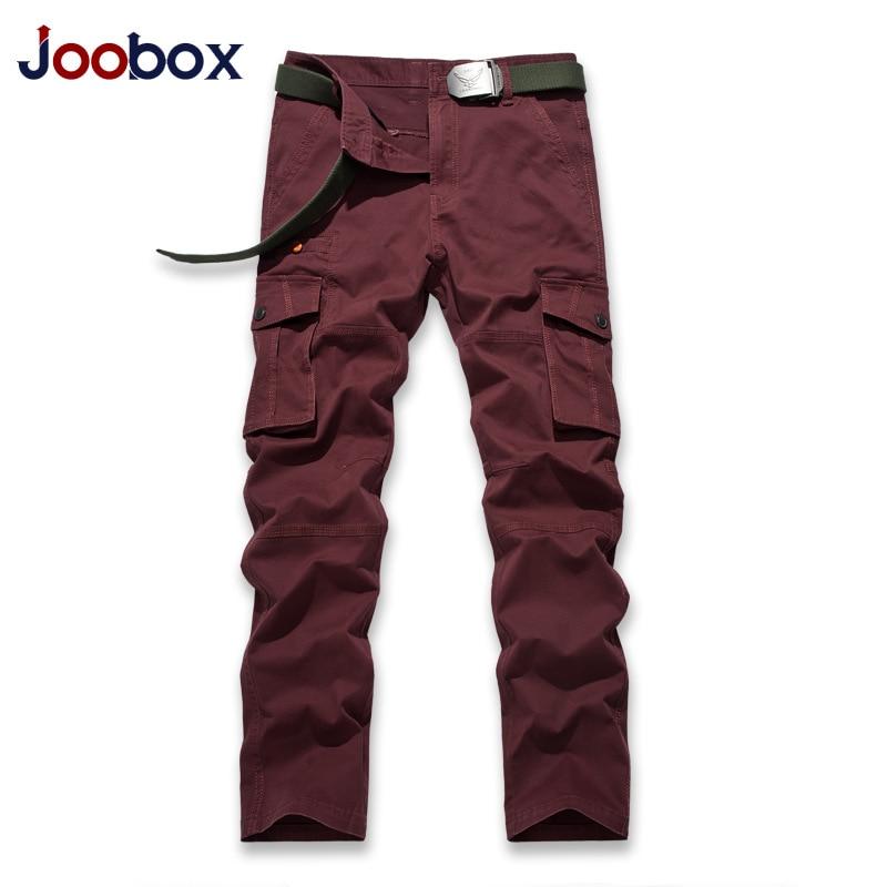 JOOBOX 2017 rudens ziemas ātras, sausas vīriešu bikses, kas - Vīriešu apģērbi - Foto 3