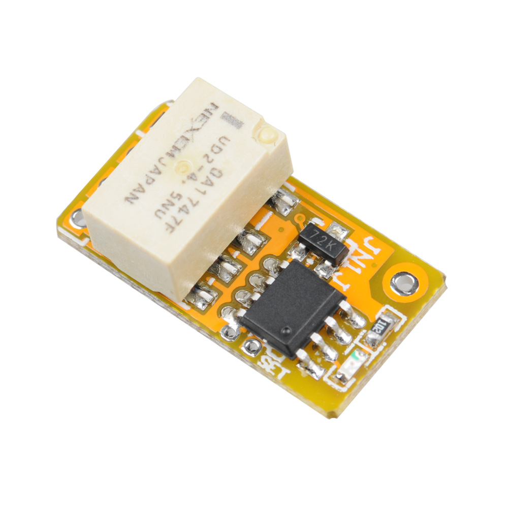 DC3.7V 5V 6V 9V 24V Remote Control Switch Mini Relay Wireless Controller Wide Working Voltage Delay time Receiver +Transmitter