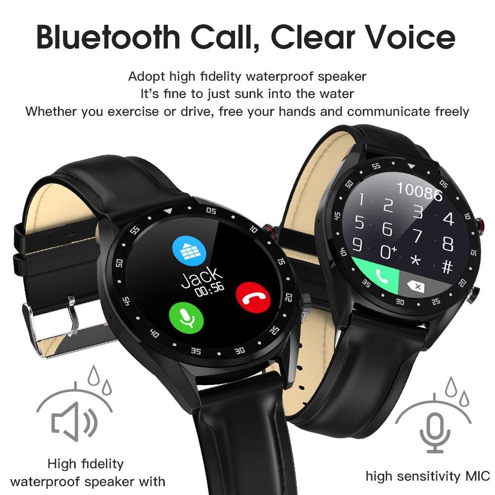 cf96e46ec3869 غروي ECG إندستريز ساعة ذكية الرجال النساء القلب عرض هولتر Ecg مراقبة ضغط  الدم القلب معدل