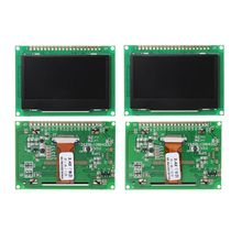 2.42 inch OLED LCD Screen Module OLED Display 12864 Dot SPI I2C / IIC Graphic Highlight