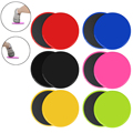 Pro Fitness Disc Gliding Discs Slider Exercise Sliding Plate For Yoga Gym Abdominal Core Training Exercise Equipment