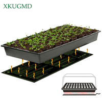 Seedling Heat Mat Plant Seed Germination Propagation Clone Starter Pad Vegetable Garden Supplies Greenhouse EU/US/UK/AU Plug