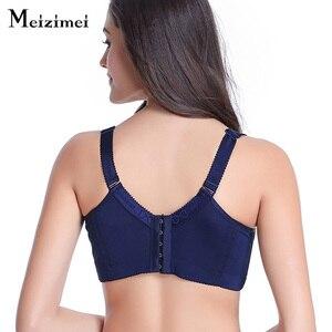 Image 3 - Meizimei сексуальное нижнее белье кружевные бюстгальтеры для женского нижнего белья bh пуш ап нижнее белье размера плюс дамские бюстгальтеры