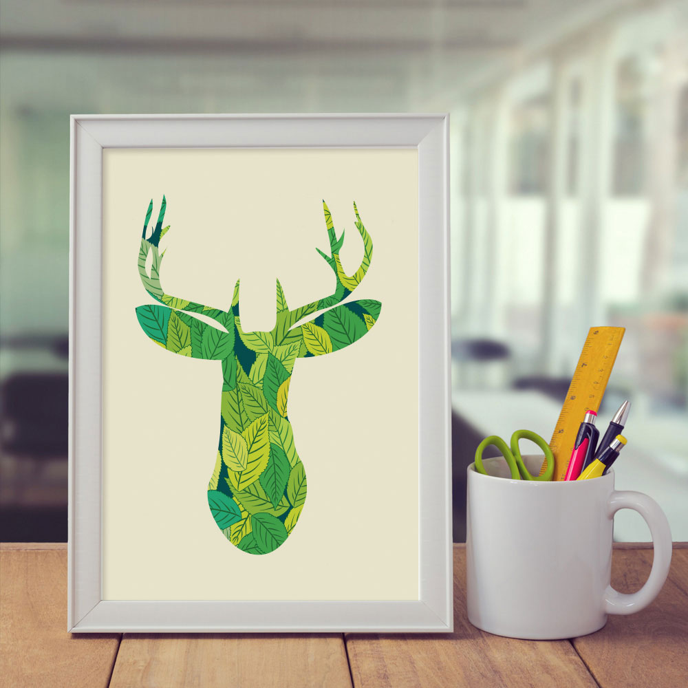 Popular green art buy cheap green art lots from china for Green wall art