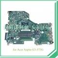 Da0zrtmb6d0 nbmvh11001 nb. mvh11.001 notebook pc motherboard principal board para acer aspire e5-573g i3-4005u 1.7 ghz cpu
