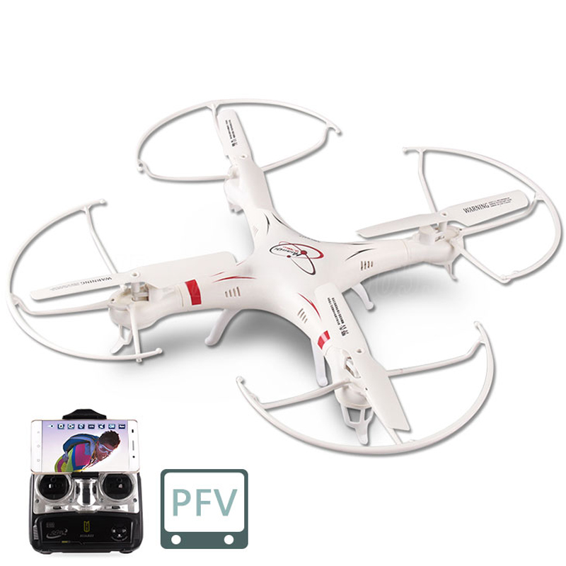 KAINISI RC 2.4 G 4CH 6-Axis RC Quadcopter Drone com Wifi FPV HD Camera Smartphone gravidade inducao  controle  kvadrokopter jjr c jjrc h43wh h43 selfie elfie wifi fpv with hd camera altitude hold headless mode foldable arm rc quadcopter drone h37 mini