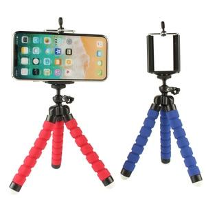 Image 5 - Selfie Ring Light z bezprzewodowym zdalnym statywem do makijażu YouTube Mini Led Camera Ringlight klips do telefonu Huawei Mate 30 Lite