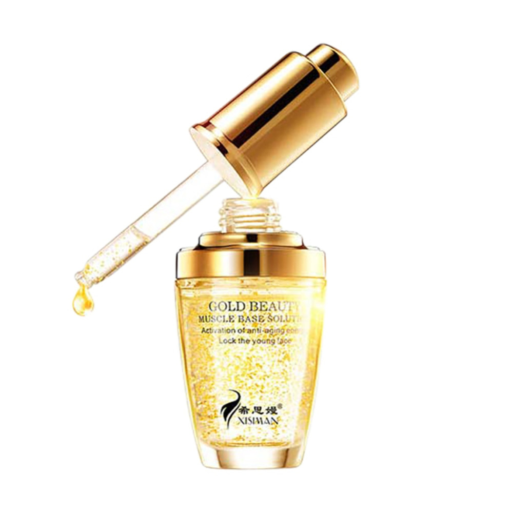 24 K Gold Face Moisturizing Whitening Cream Anti-Wrinkle Anti-Aging Skin Care Serum Anti Wrinkle