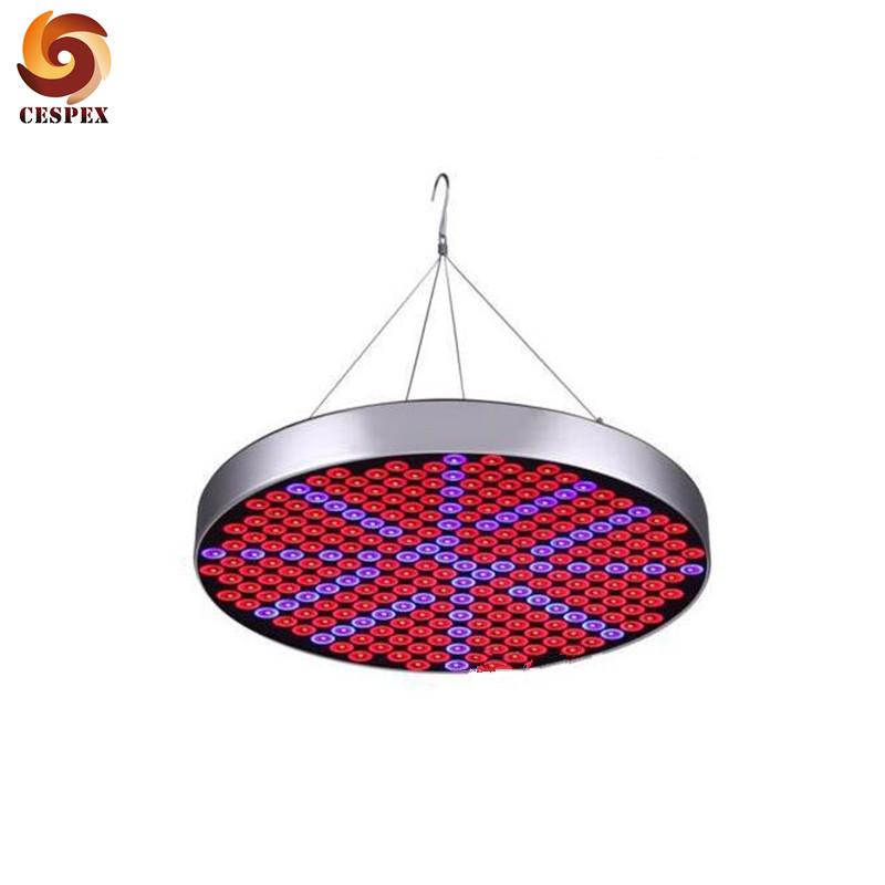 UFO Full spectrum LED Grow lamp 50w 250pcs LEDs red blue AC110V 220V 240V 50/60hz pendent 50W Growing lamp LED grow light 50w e27 120 leds ufo light bulb