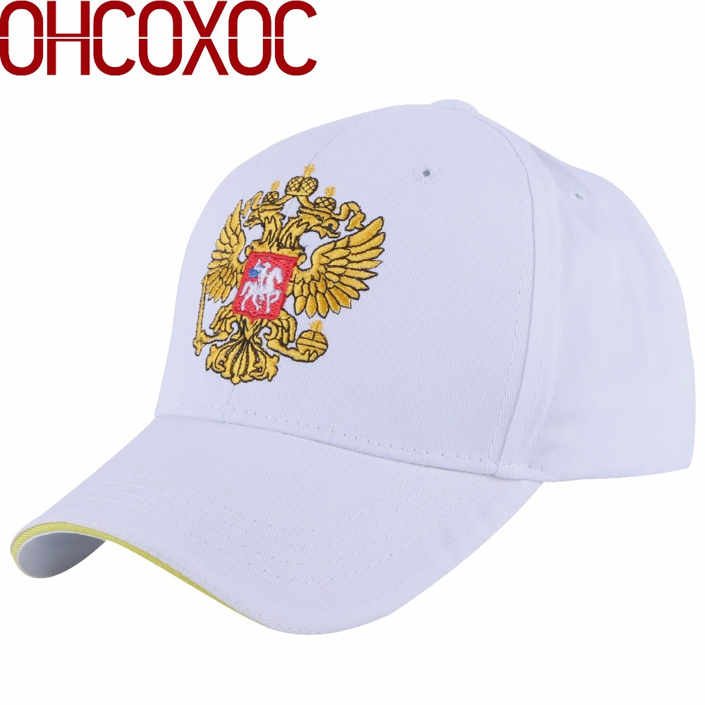Men's Hats Wholesale Unisex Men Women Sports Baseball Cap Double Eagel Eagle Design Simple Cotton Novelty Hat Female Male Casquette Gorras Men's Baseball Caps