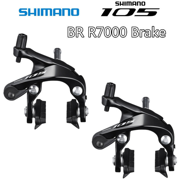 SHIMANO 105 тормоза BR R7000 Dual-сводные тормозной суппорт R7000 дорожных велосипедов тормозной суппорт спереди и сзади 5800