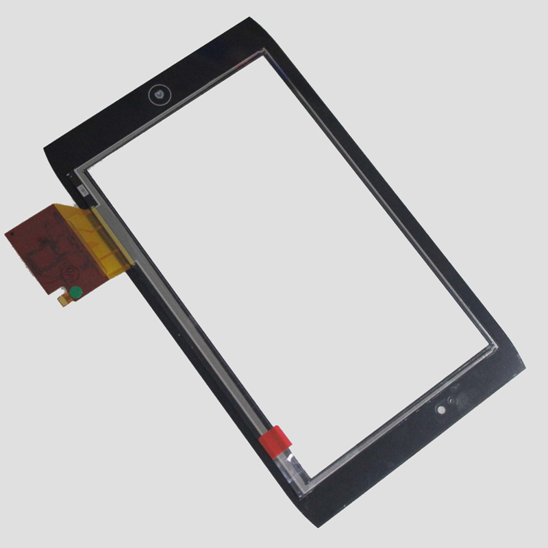 Black For Acer Iconia Tab A100 A101 Tablet PC Digitizer Touch Screen Panel Sensor Glass Replacement
