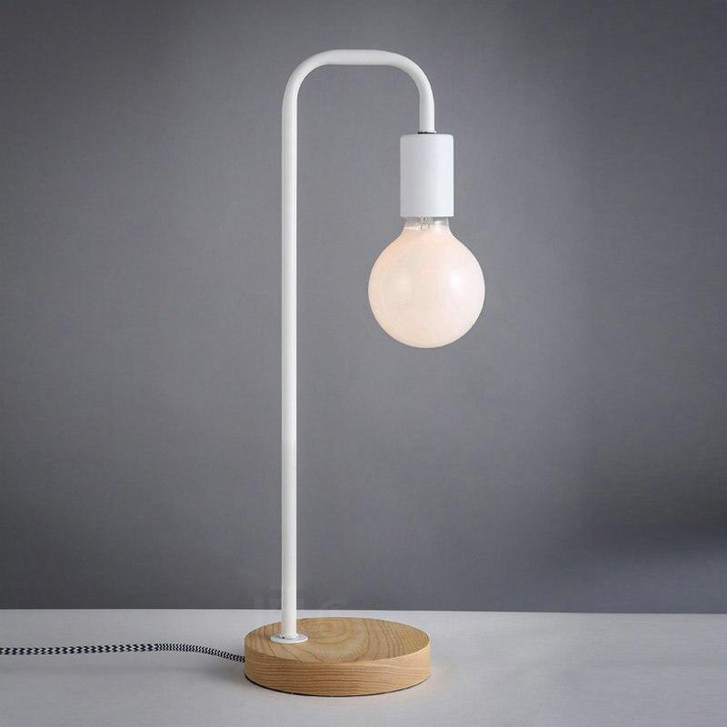 Beautiful maison nordique moderne simple lampe de table salle dutude chambre lampe de style - Lampe tactile ikea ...