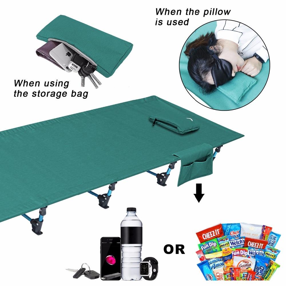 camping cot 2.4
