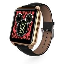 2016 klassische Verbunden Uhr Business SmartWatch F2 Wasserdichte Bluetooth Pulsometer Smart Uhren für Android-Handy