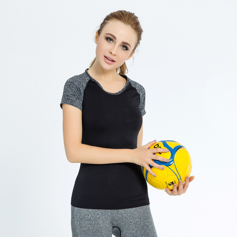 Fitness Clothes Buy Online: Aliexpress.com : Buy Workout Shirts For Women 2015 Summer