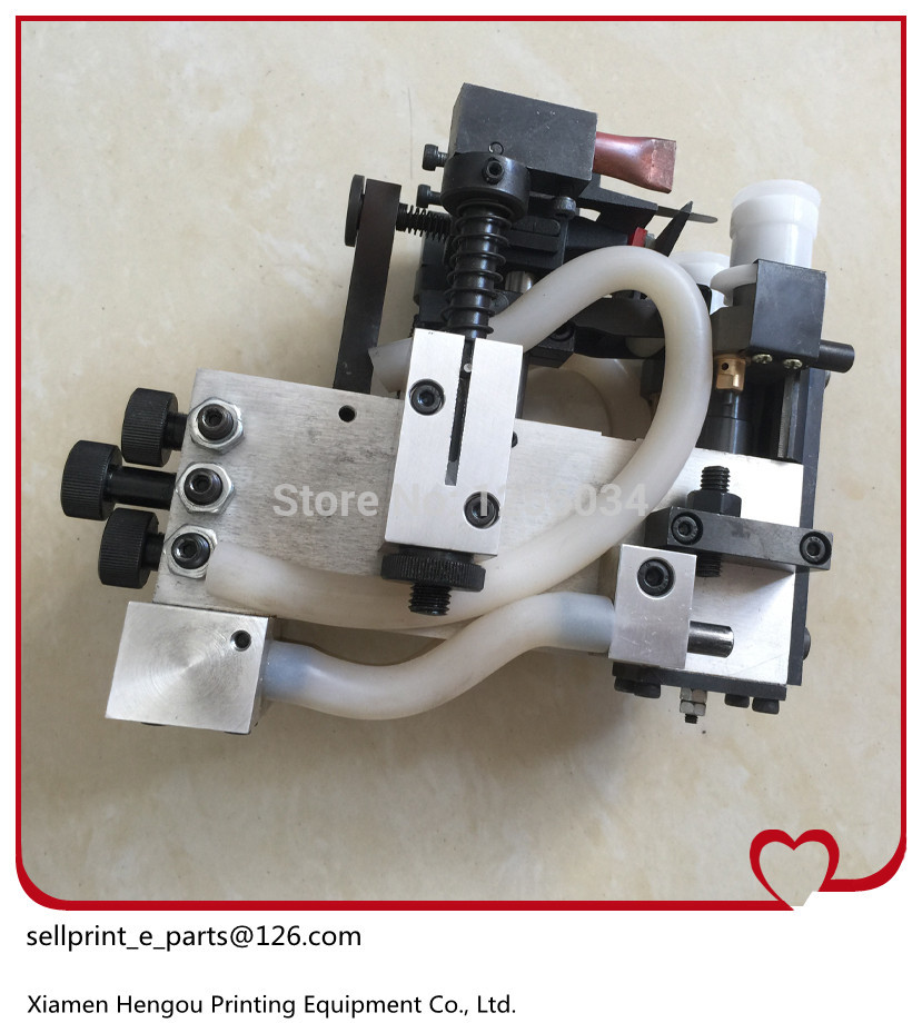 feeder head for Stahl folding machine, Heidelberg printing parts feeder head 20 pieces free shipping heidelberg printing machine spare parts feeder wheel size 60 8mm