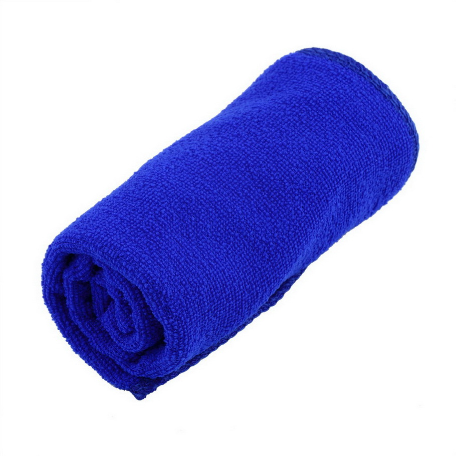 1PC 70x30cm Microfiber Towel Car Cleaning Cloth Detailing Polishing Scrubing Hand Towel Car Wash Care Product Hot Selling