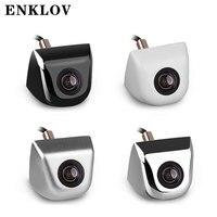 ENKLOV 170 Degree Mini Car Parking Reverse Backup Camera Metal Body Car Rearview Camera Car Park