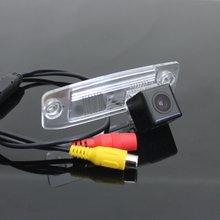 ДЛЯ Hyundai Avante/Elantra XD 2000 ~ 2006/Автомобильная Камера Заднего вида/реверсивного Парк Камеры/HD CCD Ночного Видения Резервного копирования камера