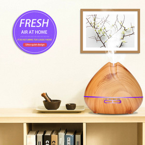 Image 4 - Diffuserlove 500ml Air Humidifier Aroma Essential Oil Diffuser Aromatherapy Hmidificador 7 Color Change LED Night Light