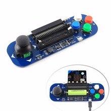 5 โวลต์ Gamepad โมดูล Buzzer ออนบอร์ดสำหรับ BBC Micro: bit Microbit จอยสติ๊กและปุ่ม RCmall FZ3205