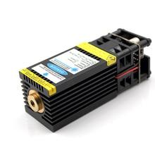 Oxlasers Ox Ad Alta Potenza 12V 3PIN 15W 15000 Mw Blu Laser Testa per Il Fai da Te Incisore Laser E Cnc di Taglio modulo Laser di Trasporto Libero