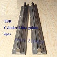 TBR16 700mm 2 sztuk 16mm prowadnice liniowe