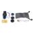 Kit 4em1 LED Preencher Luz Flash com Grande Angular Macro Lente Olho de peixe Móvel lentes de telefone para iphone 4 4s 5 5s 5c se 6 6 s 7 além de