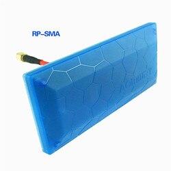 Aomway FPV 5.8G 13db o wysokiej mocy wzmacniacz sygnału anteny diamentowa antena kierunkowa SMA RP-SMA dla odbiornik rc Drone nadajnik