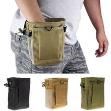 Тактическая Сумка Военная Molle тактический журнал дампа поясная сумка сумки Утилита Охота подсумок ASD88