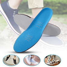 Double Bamboo Charcoal Deodorant Antibacterial Footbed Insole for Men Women