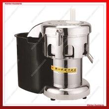 WF-A3000/B3000 электрическая профессиональная соковыжималка экстрактор коммерческое использование для соковыжималка для апельсинов рабочего стола из нержавеющей стали