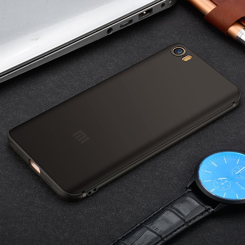 soft scrab silicone TPU case for Xiaomi mi5 Case Xiaomi 5s phone bag mi5s cover 360 full protected back case for Xiaomi mi5