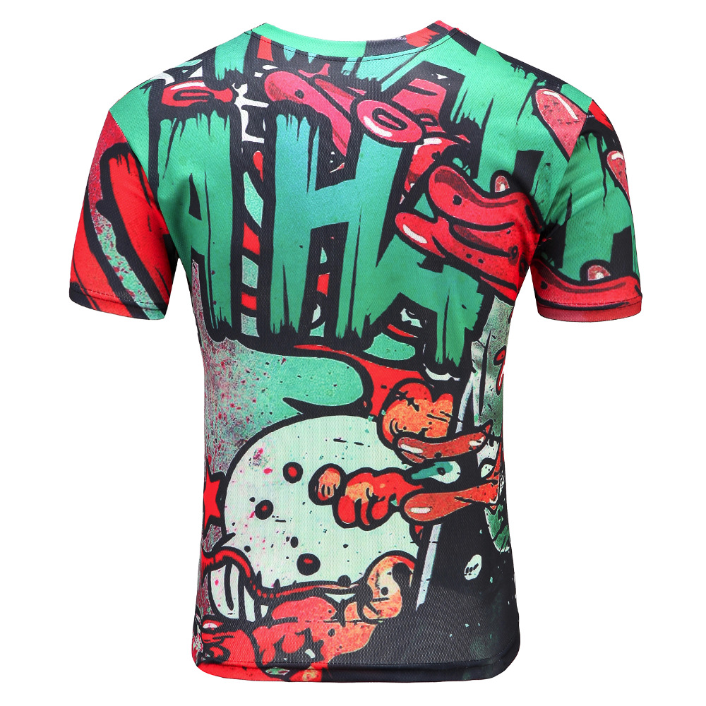 ee15204ff6d1 Aliexpress.com   Buy Men s Fashion 3D Creative T Shirt ...